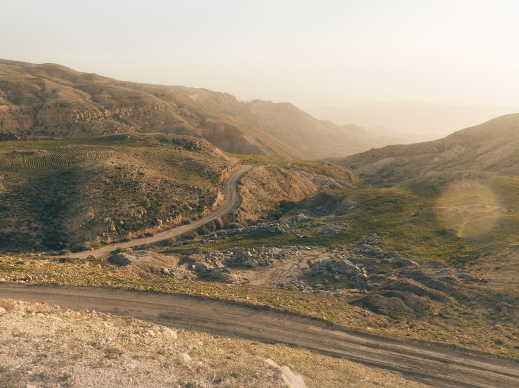 OUR EPIC JORDAN ROAD TRIP II: TAKE THE SCENIC ROADS