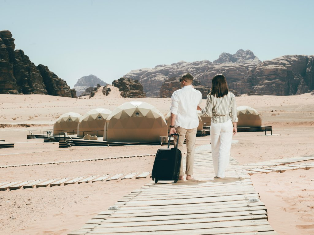 MISSION MARS: GLAMPING AT SUNCITY CAMP, WADI RUM